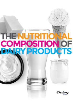NutritionalCompositionofDairy