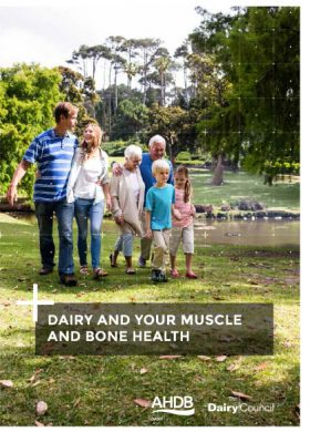Muscle and Bone health Cover